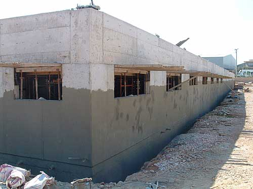Waterproofing & Roofing systems