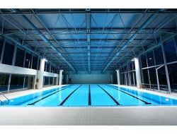 AQUADOME Sports & Country Club /Εσωτερ.